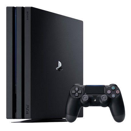 CONSOLE VIDEO SONY PS4 PRO NOIRE 1To