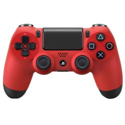 MANETTE SONY PS4 DUAL SHOCK ROUGE