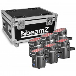PROJECTEUR 9 LED 12W BEAMZ PROF BBP60 - FLIGHT X6