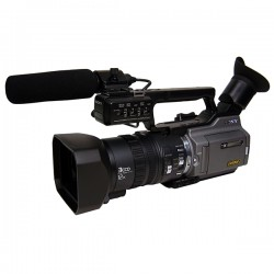 CAMESCOPE DVCAM SONY DSR-PD170P
