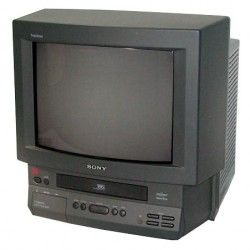 COMBINE TV36/MAG VHS SONY KV14V6B