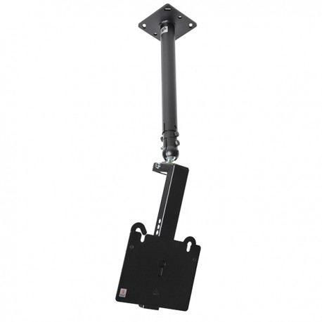 support ecran plat audipack fixation plafond prestacom audiovisuel