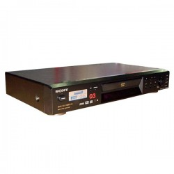 LECTEUR DVD SONY DVP-S3000