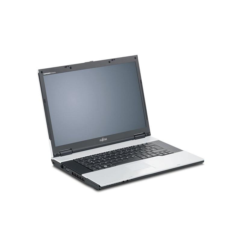 ordinateur pc portable fujitsu esprimo v6555 15. Black Bedroom Furniture Sets. Home Design Ideas