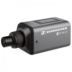 "EMETTEUR UHF ""PLUG ON"" SENNHEISER SKP300 G3"