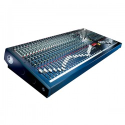 CONSOLE DE MIXAGE 24 VOIES SOUNDCRAFT SPIRIT LX7II