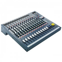 CONSOLE MIX 8 VOIES SOUNDCRAFT EPM8