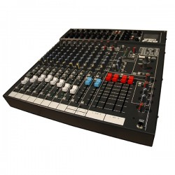 CONSOLE MIX 8 VOIES SOUNDCRAFT SPIRIT FX8