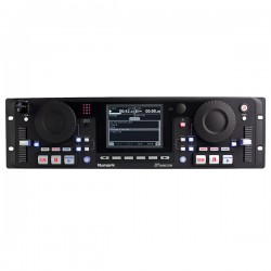 PLATINE LECTEUR MP3 DOUBLE NUMARK D2 DIRECTOR