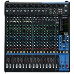 CONSOLE MIX 20 VOIES YAMAHA MG20XU