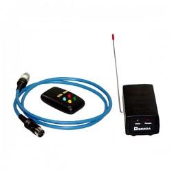 COMMANDE A DISTANCE HF100 EMET/RECEP