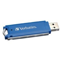 CLÉ USB ROUGE 4Go VERBATIM 47159