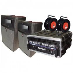 REGIE SONO DJ 200W  AMPLI/HP