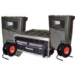 REGIE SONO DJ 300W AMPLI/HP