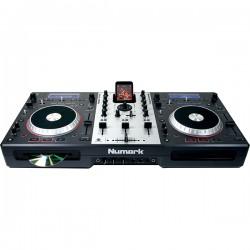 SYSTEME COMPLET DJ NUMARK MIXDECK