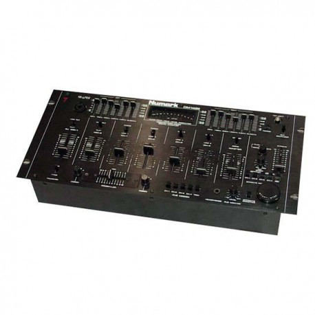 table de mixage dj numark dm1425 prestacom audiovisuel. Black Bedroom Furniture Sets. Home Design Ideas
