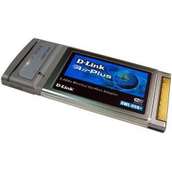 CARTE PCMCIA SANS FIL D-LINK DWL-650+