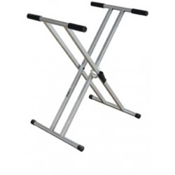 STAND CLAVIER DOUBLE BARRE RTX - RX4