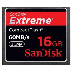 CARTE MEMOIRE COMPACT FLASH 16 Go