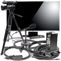 "CIRCUIT VIDEO PRO AVCHD - CAMERA - ECRAN 47"" - ENREGISTREUR"