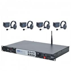 STATION INTERCOM HF HME-DX200 4 POSTES