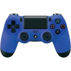 MANETTE SONY PS4 DUAL SHOCK BLEUE