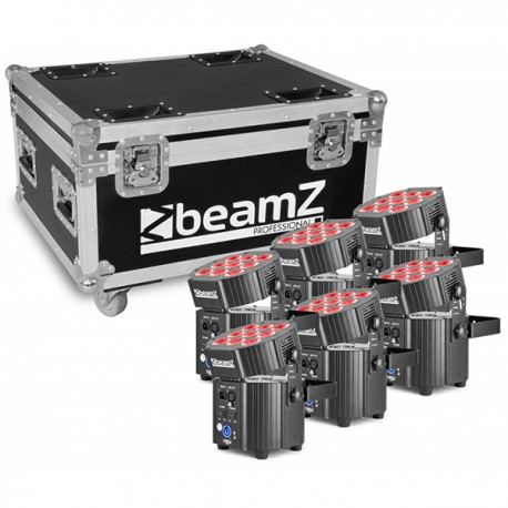 PROJECTEUR 9 LED 12W BEAMZ PROF BBP60