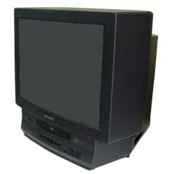 COMBINE TV55/MAG VHS SONY KV21V6B