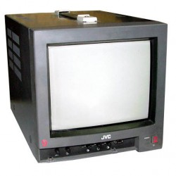 MONITEUR VIDEO JVC TM-10E 22CM