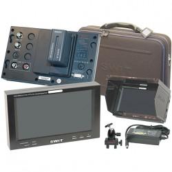 MONITEUR VIDEO LCD 8'' SWIT S-1080AF