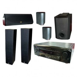 ENSEMBLE DIFFUSION HIFI DOLBY SURROUND 100W