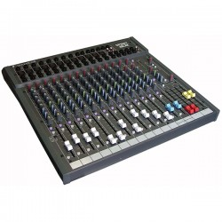 CONSOLE MIX 12 VOIES FOLIO SX-RW5350