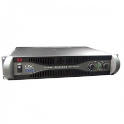 AMPLI QSC AUDIO PLX1202 - 2X215W/8