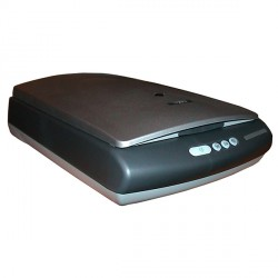 SCANNER A4 EPSON 2400 PHOTO - 2400 x 4800 Dpi