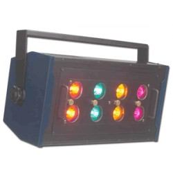 CHANGEUR COULEUR QUADLIGHT X8