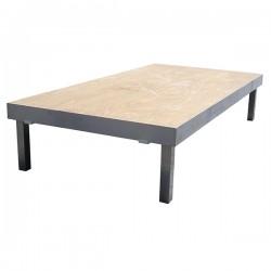 PRATICABLE STACCO 2m X 1m H40 - 29kg