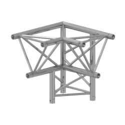 STRUCTURE PROLYTE - X30D ANGLE 3D/90° PIED DROIT