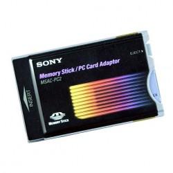 ADAPTATEUR PCMCIA SONY MSAC-PC2
