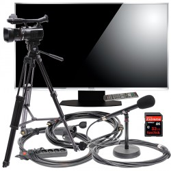 CIRCUIT VIDEO PRO AVCHD - CAMERA - ECRAN 47""
