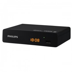 RECEPTEUR / ENR TNT HD PHILIPS DTR3000